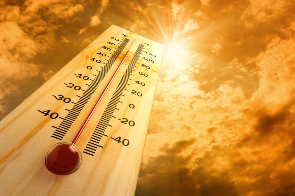 Aumento da temperatura em centros urbanos tem vários motivos