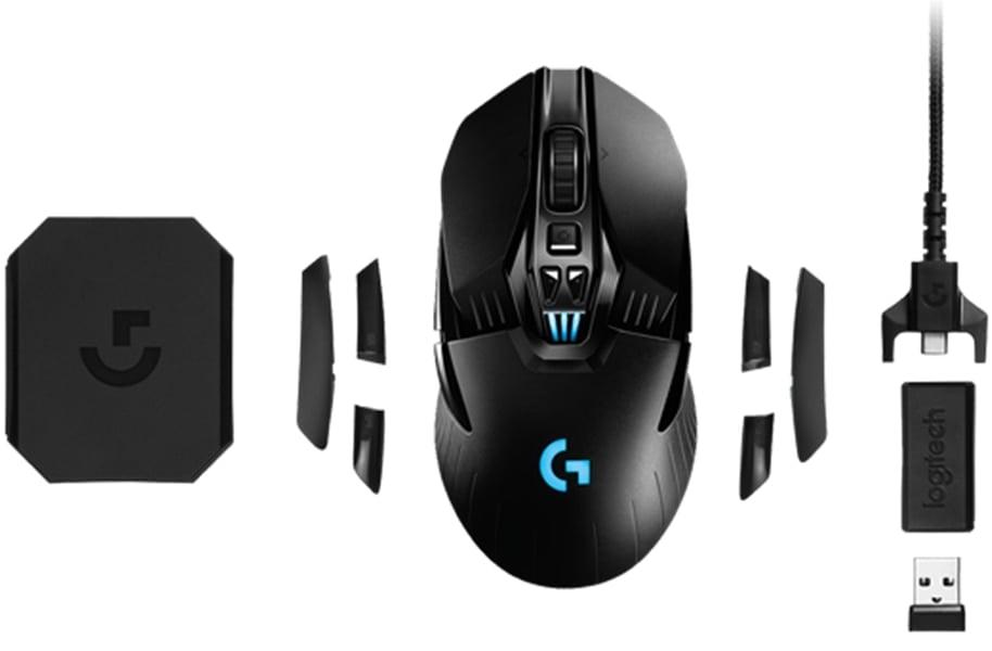 Mouse gamer logitech g903 wireless.