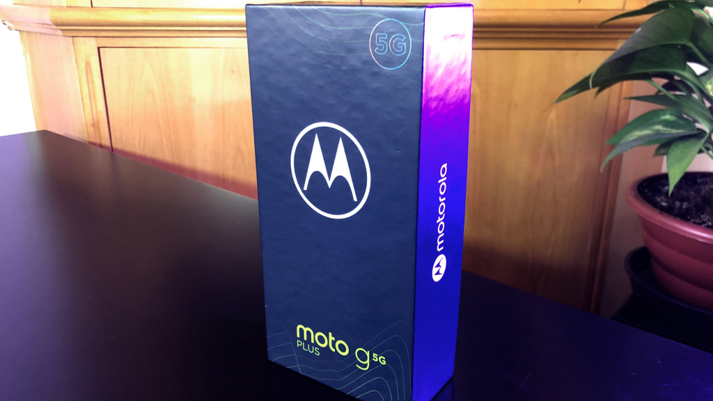 REVIEW: Moto g 5G plus é o smartphone com 5G mais barato do mercado