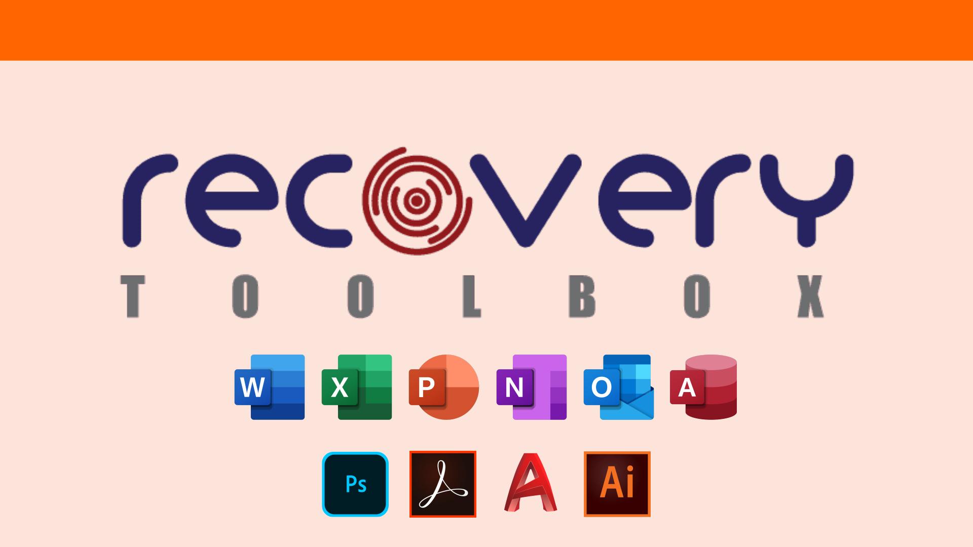 Ceo da recovery toolbox conta como funcionam os softwares de recuperação da empresa. A recovery toolbox conta com soluções para arquivos corrompidos em programas como word, excel, powerpoint, autocad, coreldraw, photoshop, one note e vários outros.