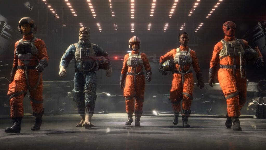 Personagens da campanha principal