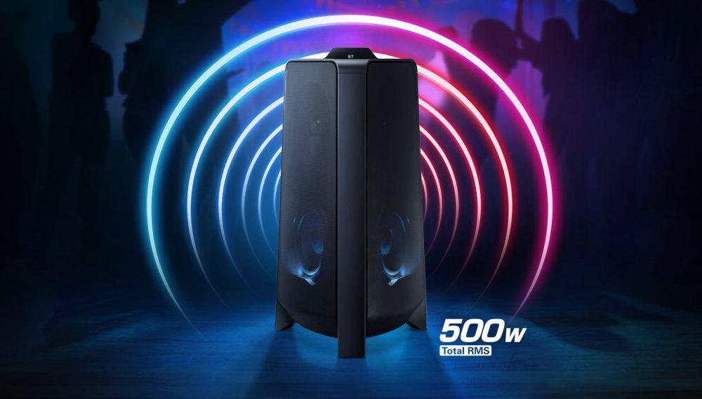 Sound Tower MX-T55 destaque