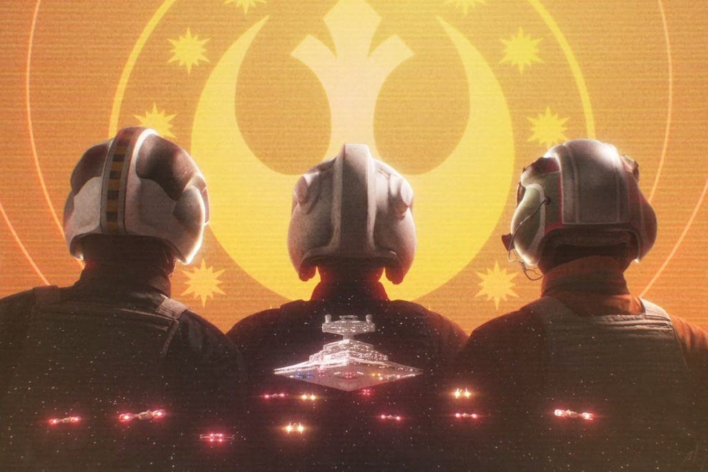 Review: star wars squadrons (ps4) equilibre a força nesse combate espacial incrível. Seja lutando pela aliança rebelde ou pelo império galáctico, star wars squadrons lhe coloca no comando de naves incríveis em combates espetaculares