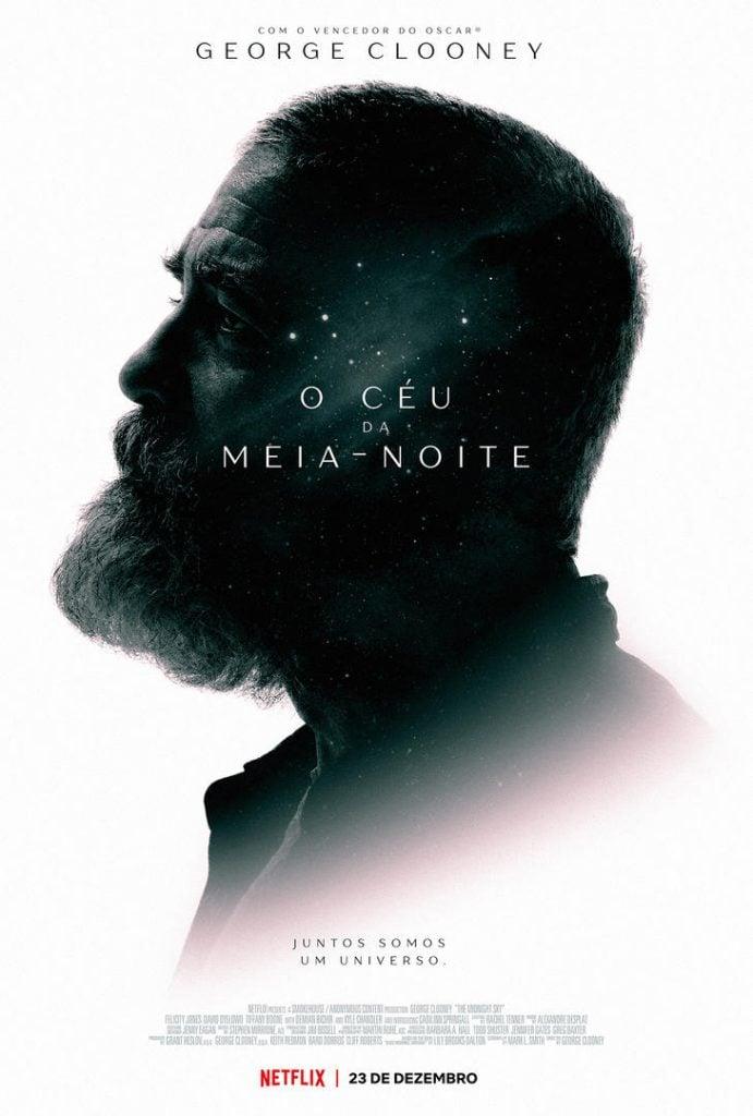 O Céu da Meia-Noite, filme estrelado e dirigido por George Clooney, ganha trailer