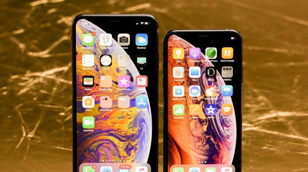qual iPhone devo comprar XS