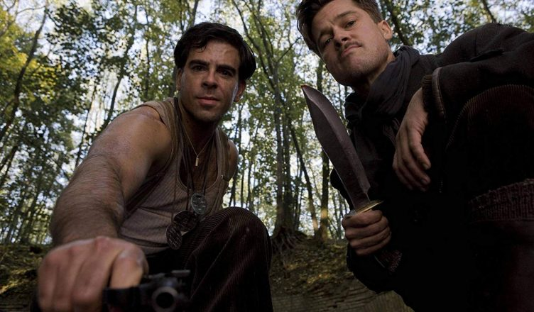 Cena do filme bastardos inglórios, um dos melhores filmes do amazon prime video.