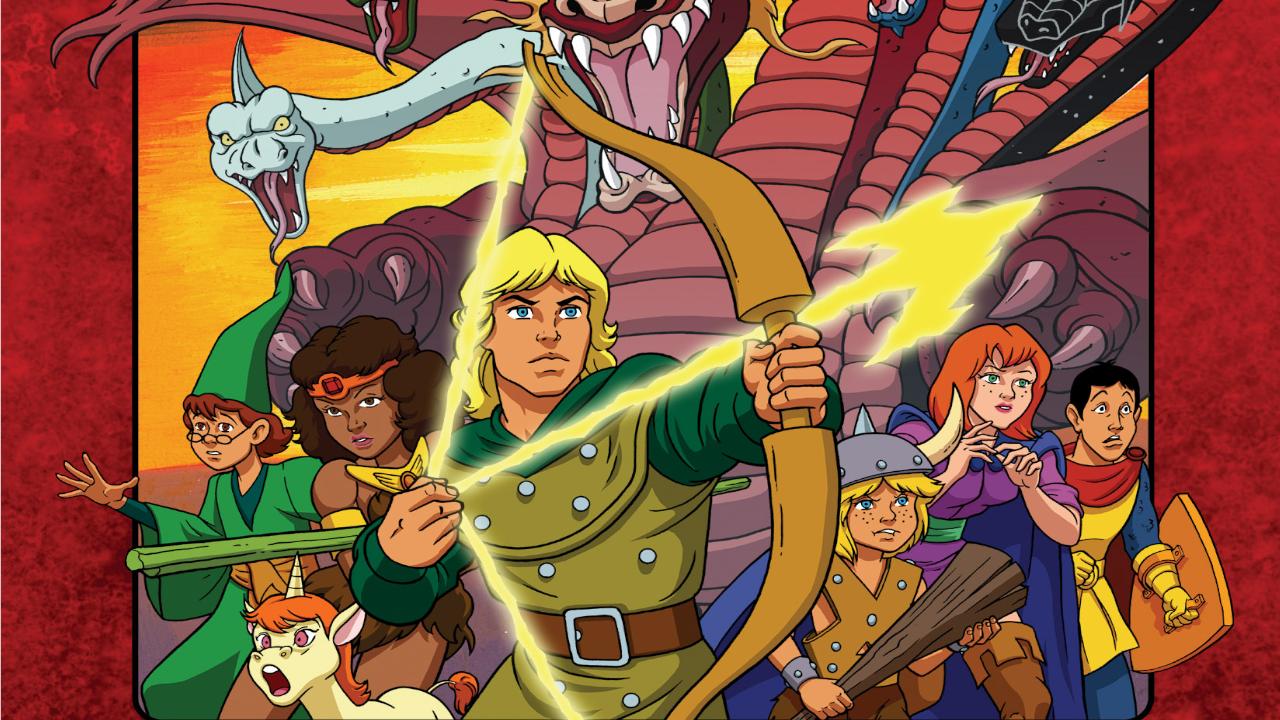 Episódio final da Caverna do Dragão é produzido por fãs e viraliza na internet
