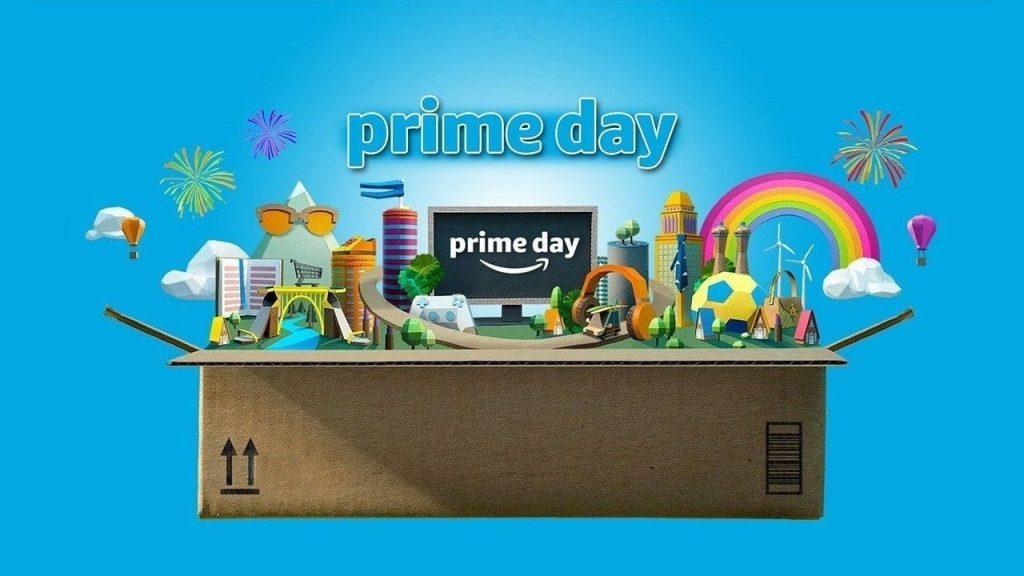 Ilustração do Amazon Prime Day
