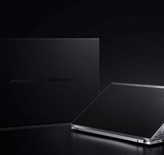 Imagem do Porsche Design Acer Book RS, um dos novos notebooks Acer