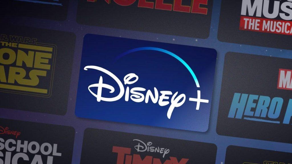 Imagem do logo do disney plus