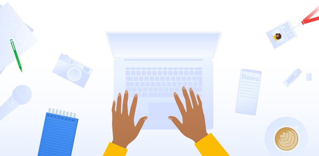 Ilustração do Pinpoint lançado no Google Search On 2020