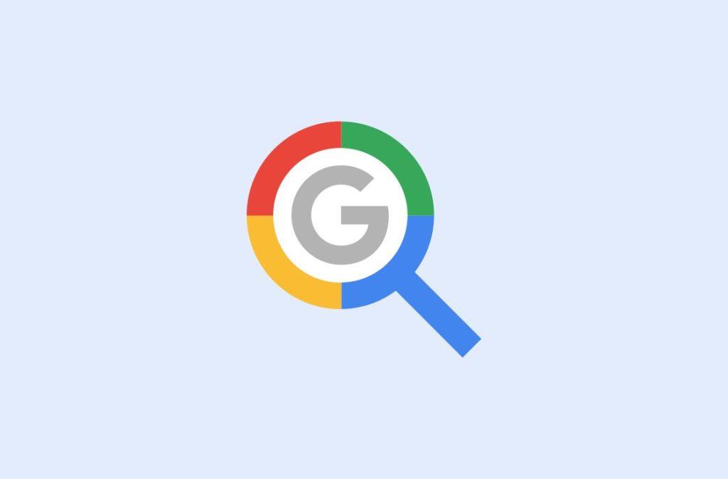 Ilustração das novidades do Google Search On 2020