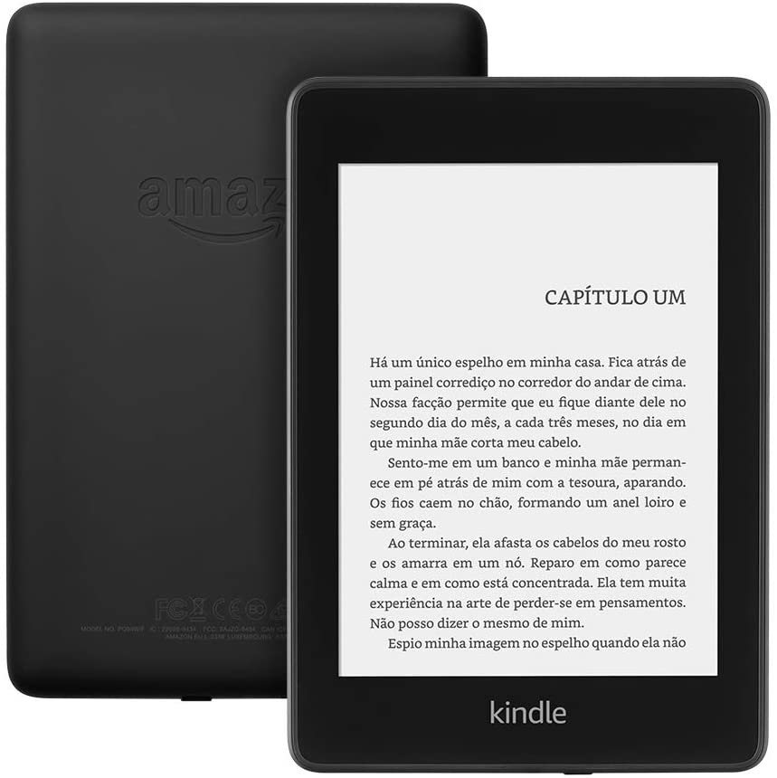 Imagem do Kindle Paperwhite que está em promoção no Amazon Prime Day