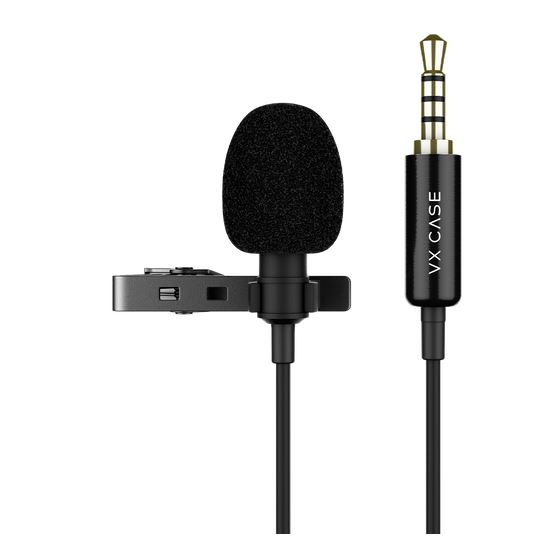 Microfone de lapela 1