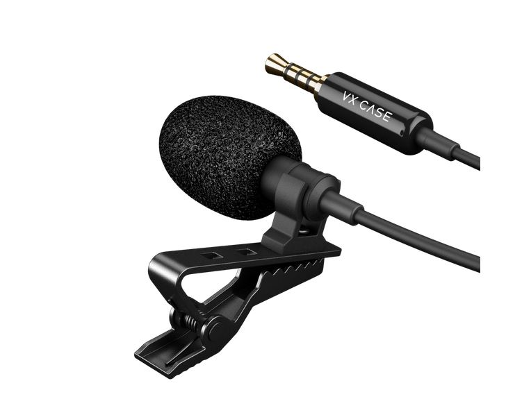 Microfone de lapela 2