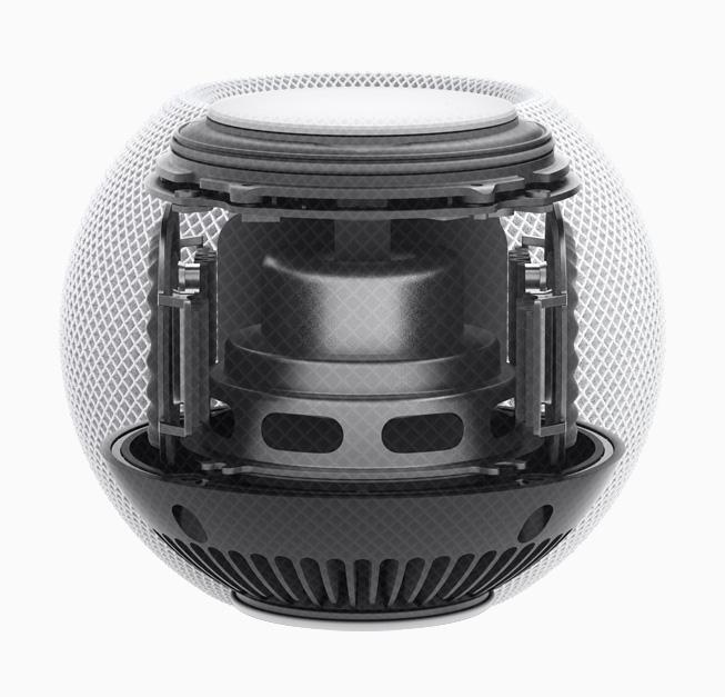 O HomePod mini é a caixa de som inteligente da Apple repleta de novidades