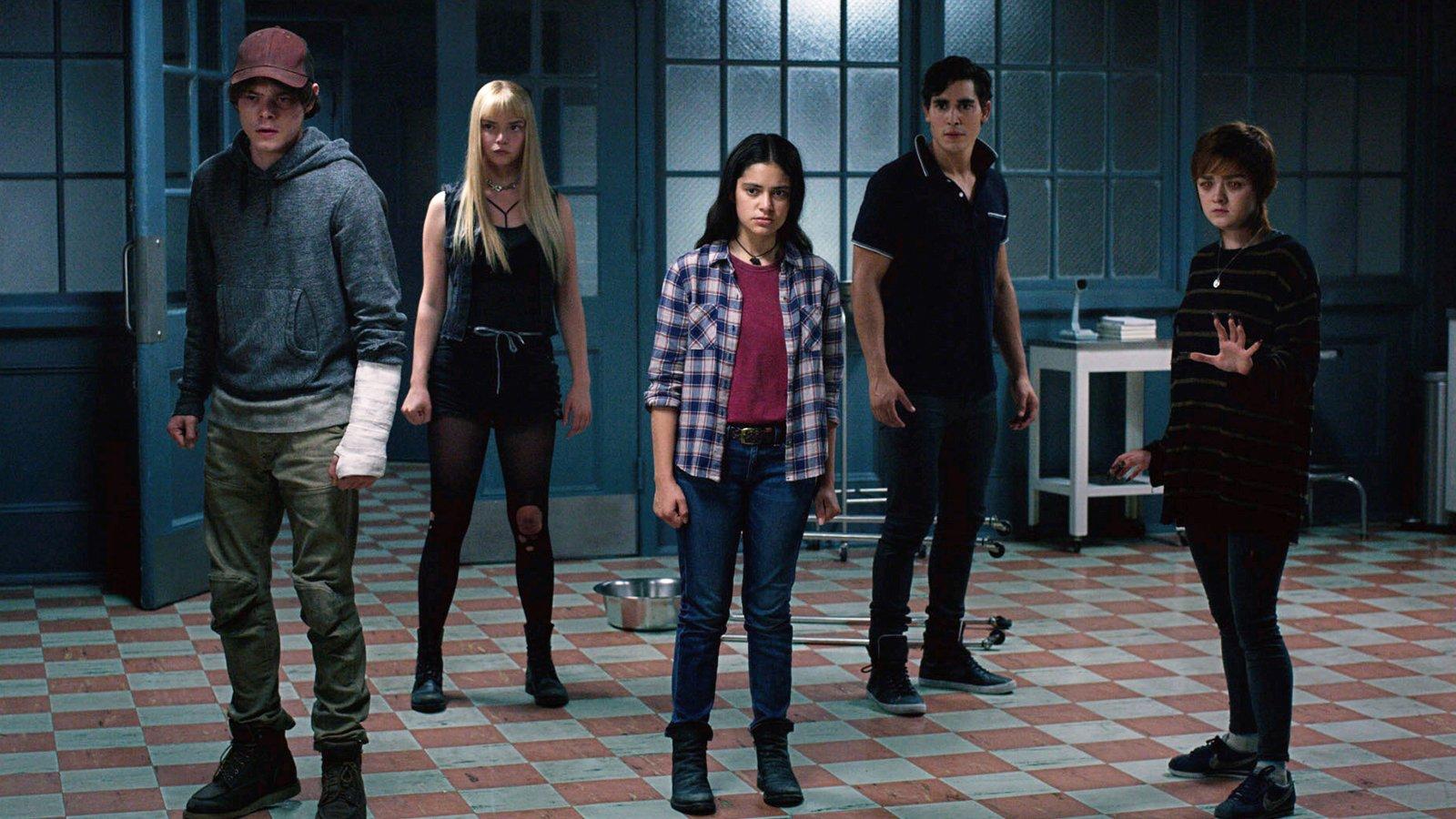Os novos mutantes decepciona quem esperou anos pelo filme de terror da marvel. O quinteto de os novos mutantes é bom demais para um filme que perde a direção de qual gênero cinematográfico quer realmente seguir