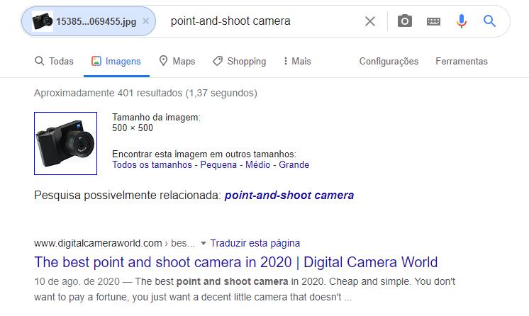 dicas do google imagem