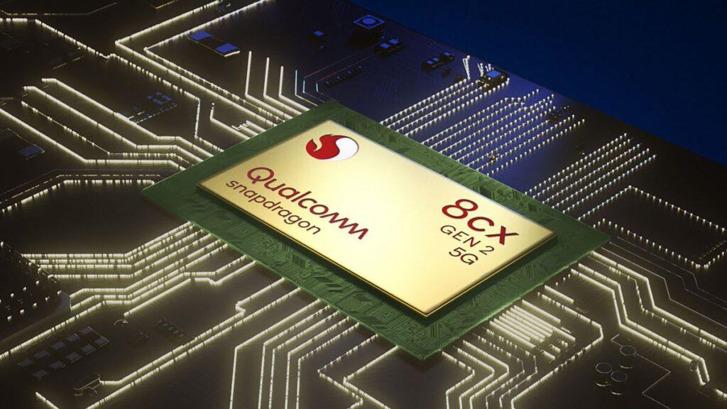Imagem de celular com snapdragon 8cx plus, que deve ser lançado no qualcomm tech summit 2020