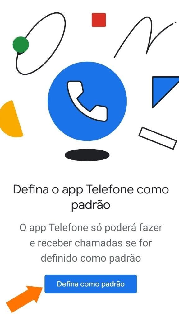 Google: chamada verificada no Android