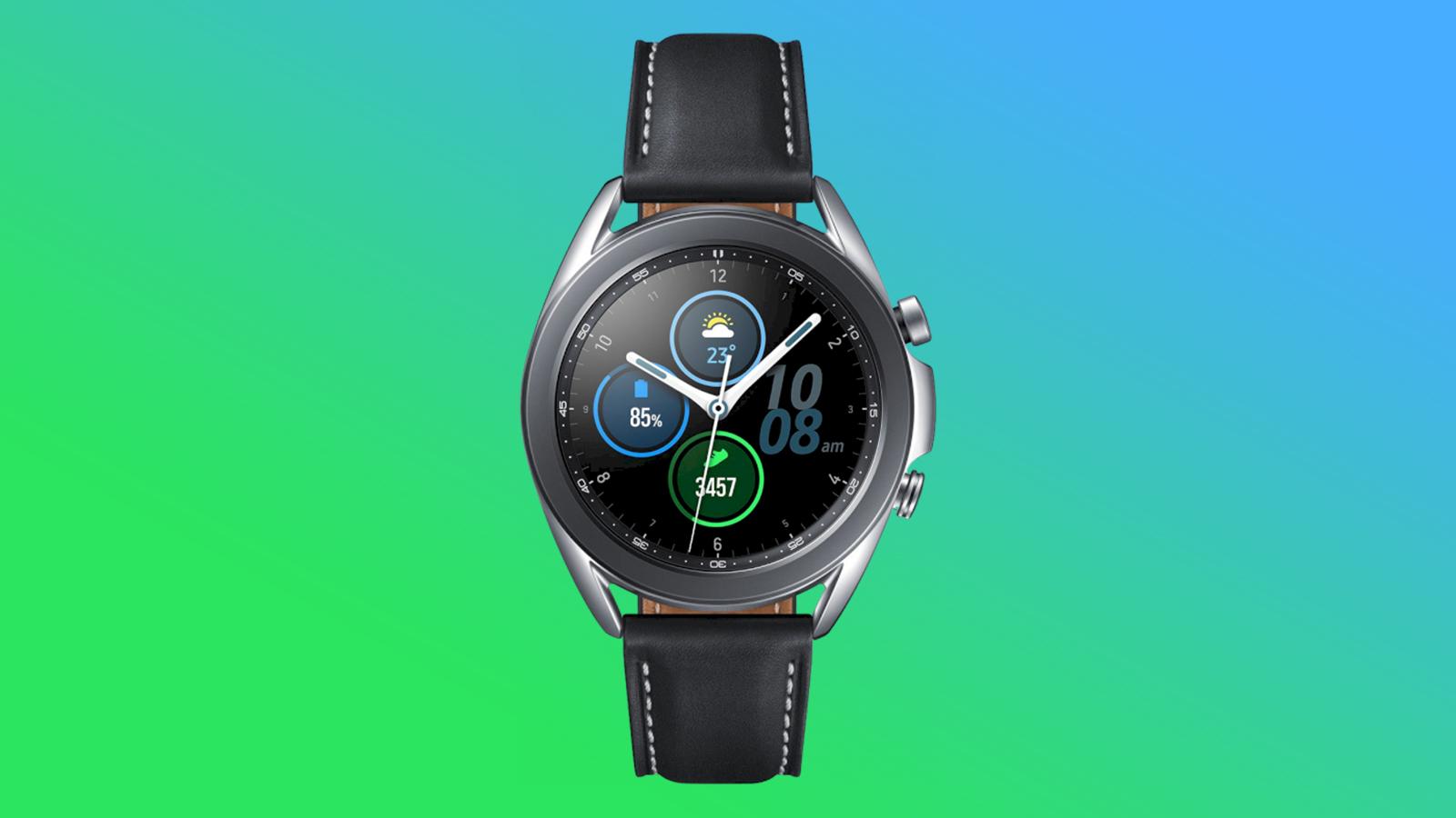 Review: samsung galaxy watch 3, o completo smartwatch com design clássico. Além de ser ideal para a prática de exercícios físicos, o visual clássico e os materiais de luxo mostram que o galaxy watch 3 combina também com um look formal