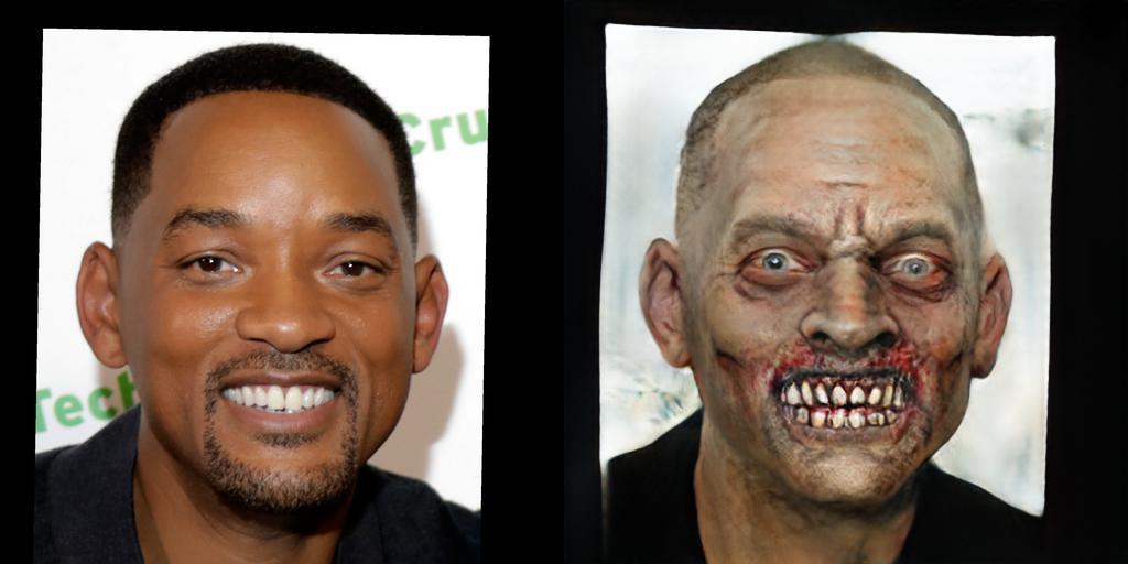 Make me a zombie 1