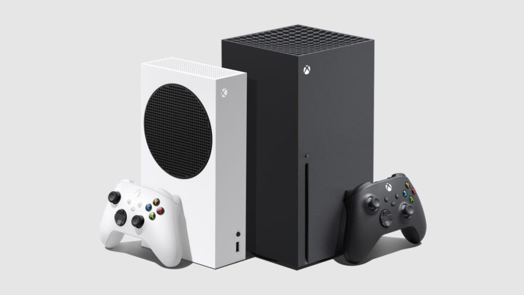 Xbox series s e x