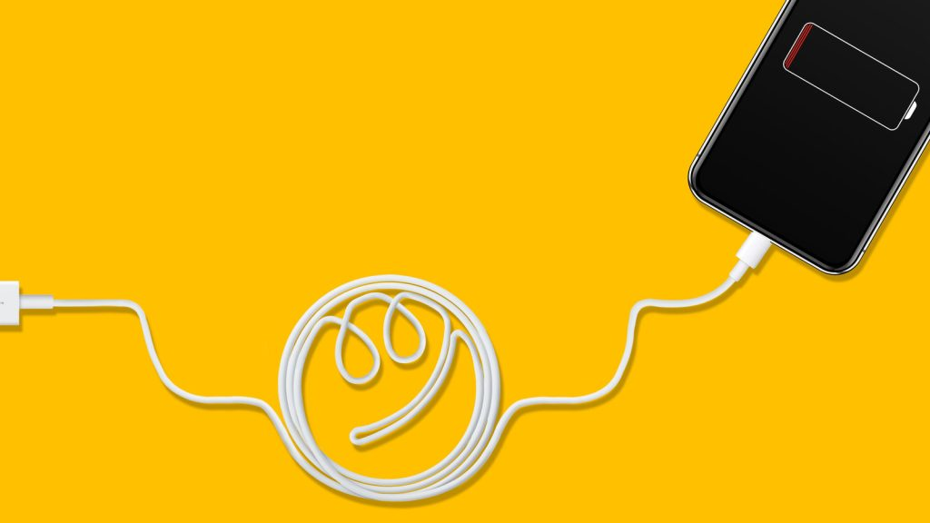 Como carregar a bateria do celular corrtamente (imagem: pablo rochat)