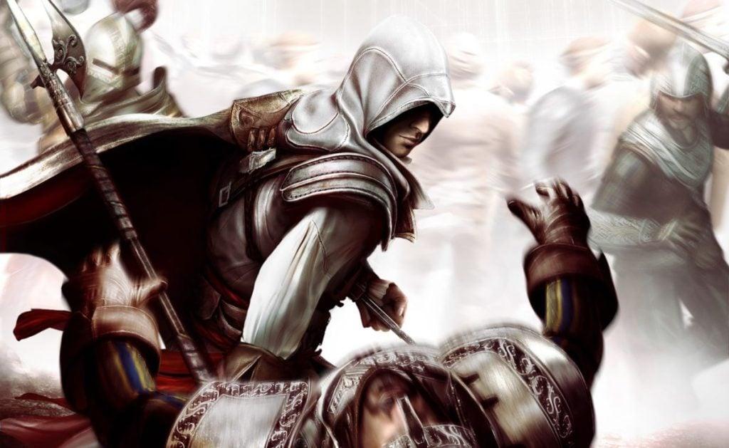 Ezio auditore em assassin's creed ii