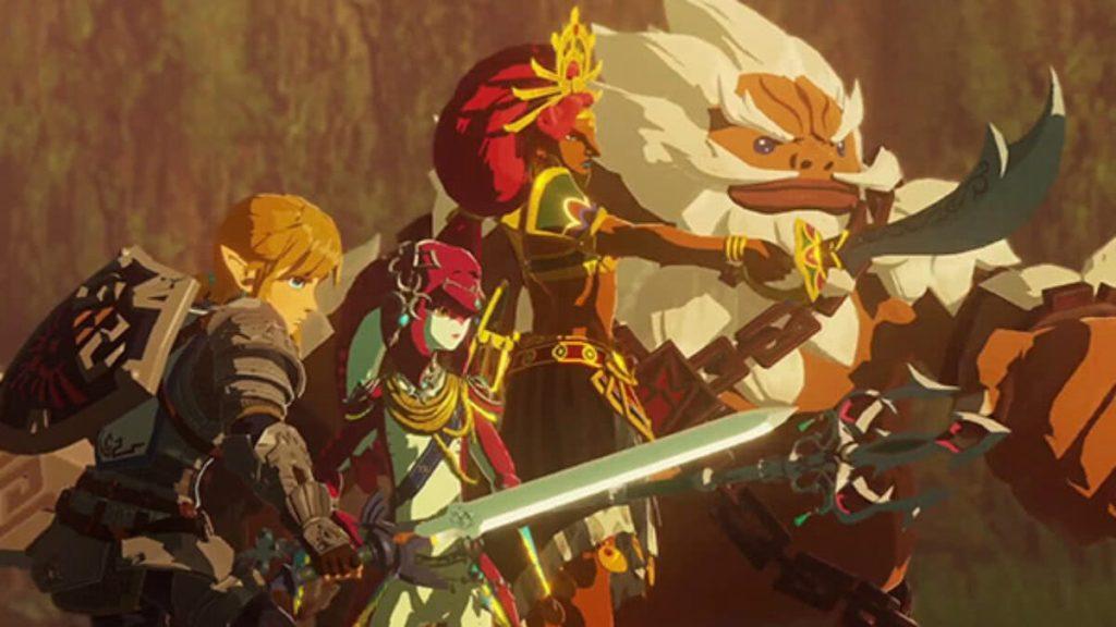 Link e os campeões