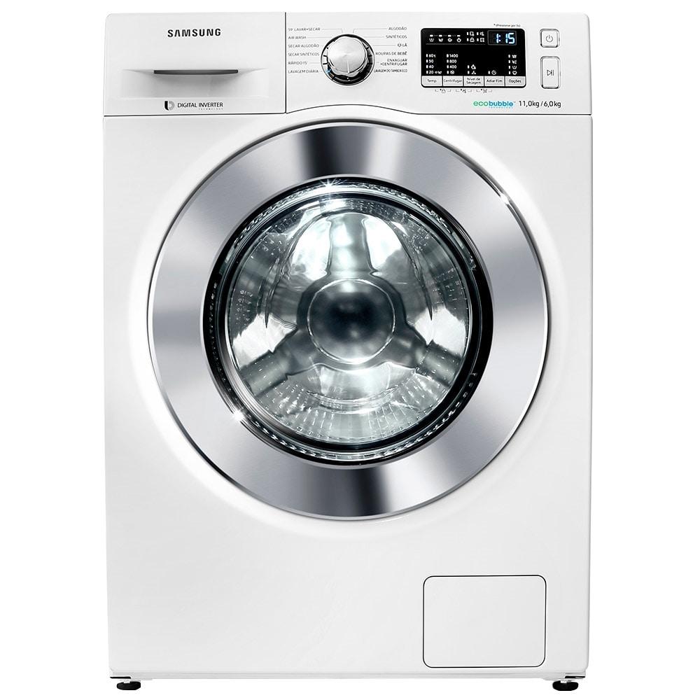 Samsung wd4000 com ecobubble eletrodomésticos na black friday