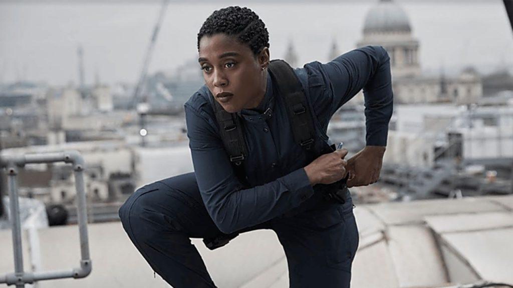 Lashana lynch nova 007