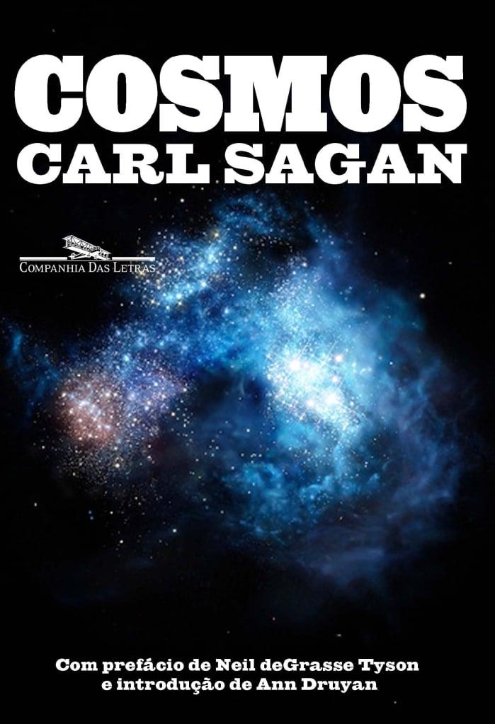 Cosmos é um dos livros sobre ciência