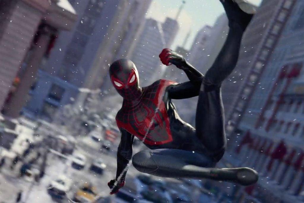 Spider-man: miles morales destaque
