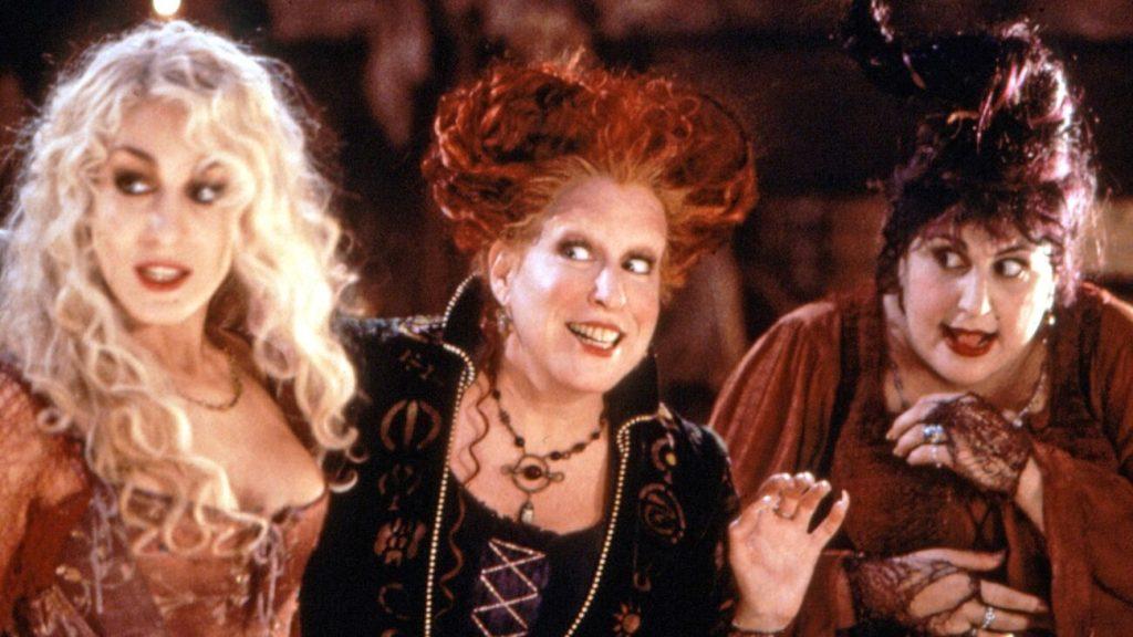 Bruxas em Abracadabra