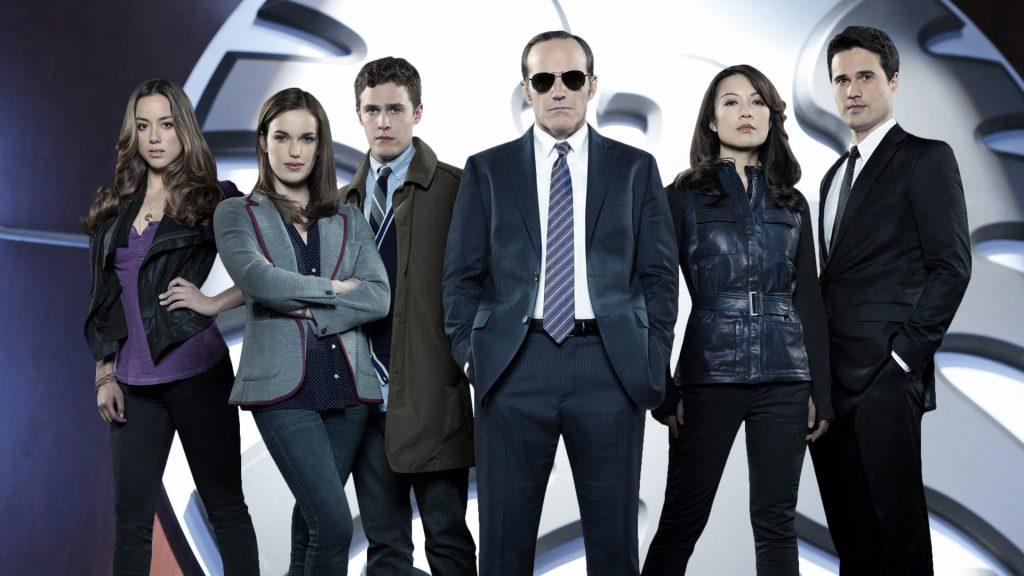 Agentes da s. H. I. E. L. D é uma das melhores séries da disney+