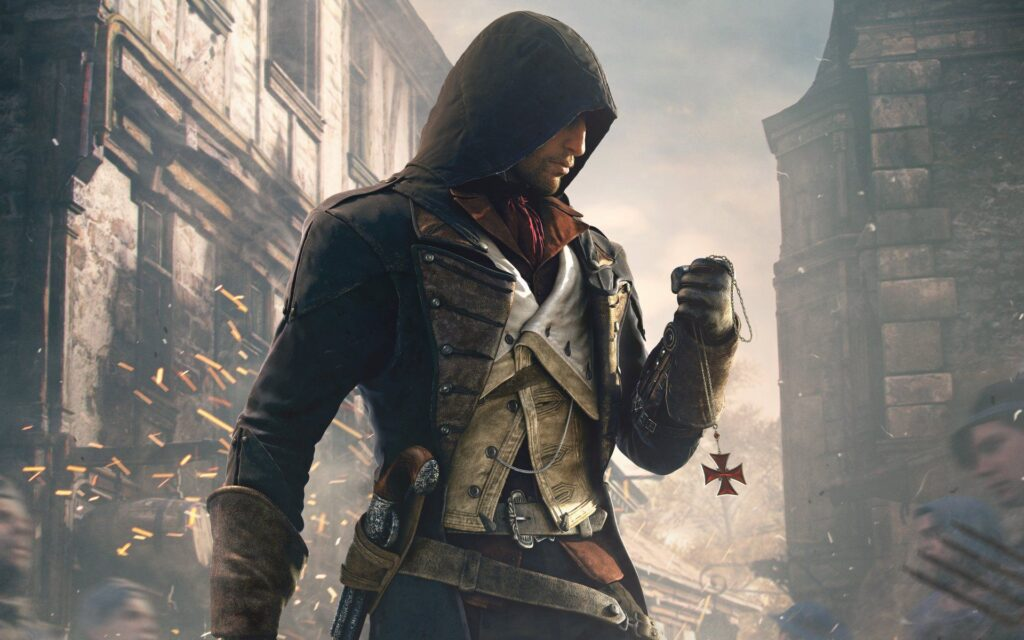 Arno dorian em assassin's creed unity