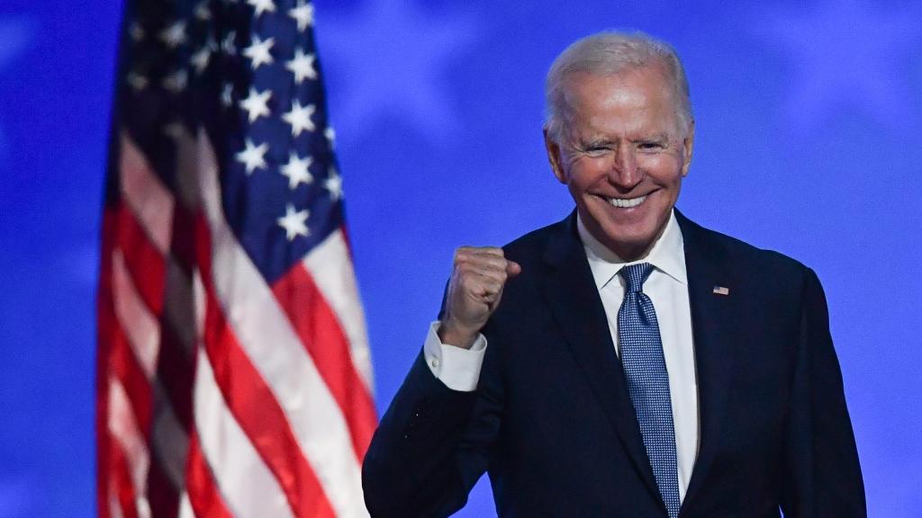 Joe Biden presidente eleito nos EUA
