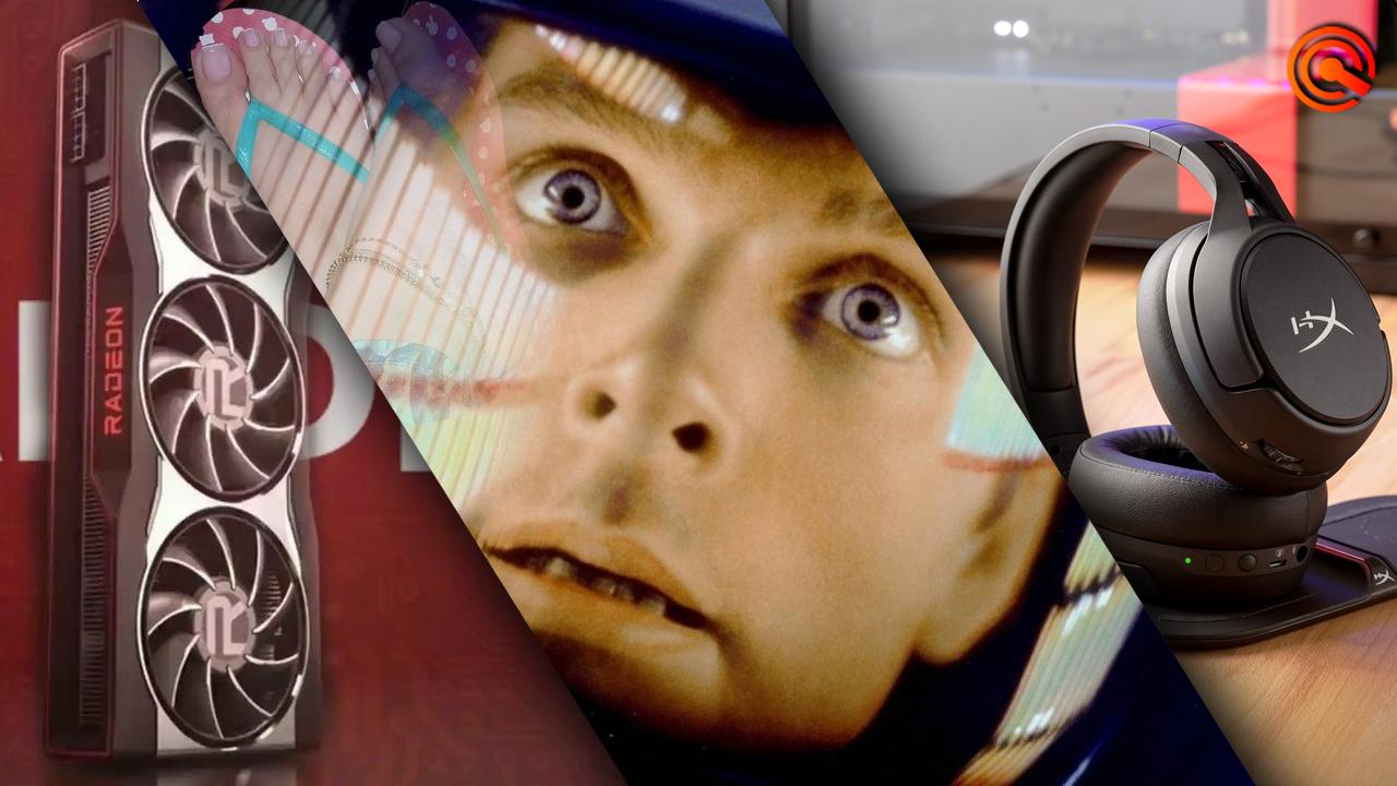 Showmecast #11: filmes no espaço, as poderosas placas da radeon e os novos fones da hyperx. No 11º episódio do showmecast falamos do sobre os melhores filmes do tema espacial, as potentes placas gráficas da amd e os novos fones da hyperx