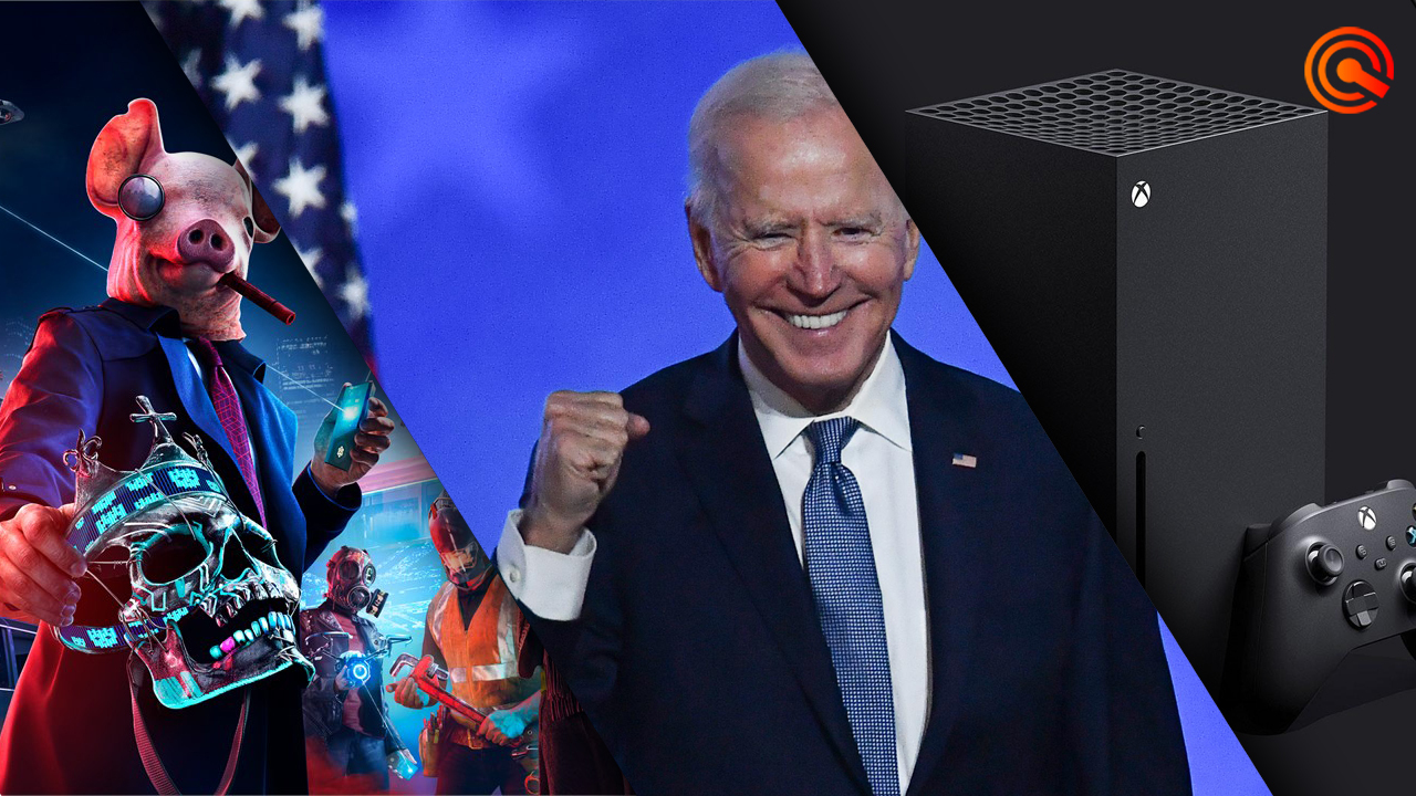 Showmecast #12: xbox series x/s, watch dogs legion e eleições americanas. No 12º episódio do showmecast falamos do sobre os novos xbox series x/s, o game watch dogs legion e o resultado das eleições americanas