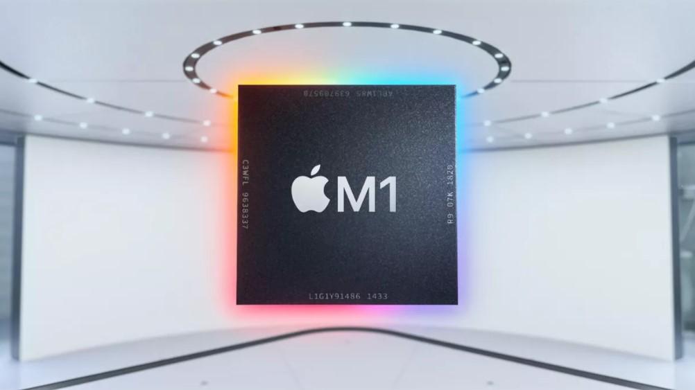 Processador m1 da apple
