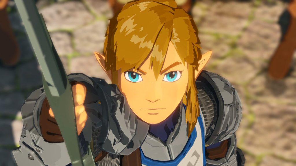 Link cavaleiro em age of calamity