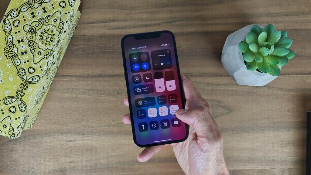 Tela do iphone 12 pro