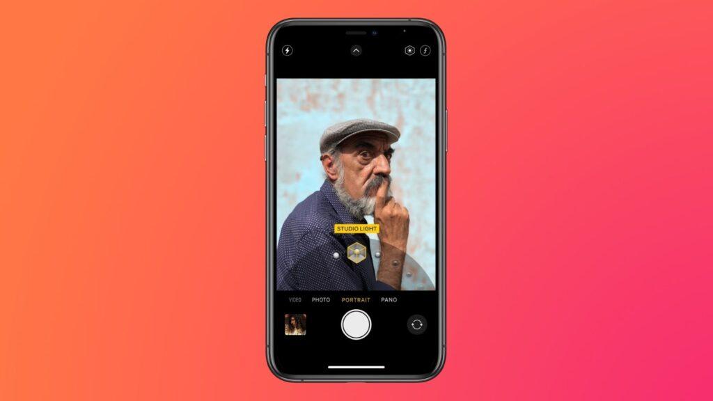 Modo retrato, que é uma das dicas e truques para iphone 12