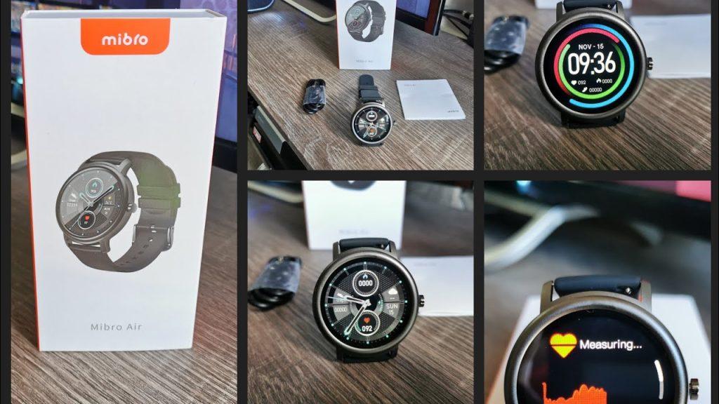 """Mibro Air, o elegante e novo smartwatch """"primo"""" da Miband, já está disponível"""