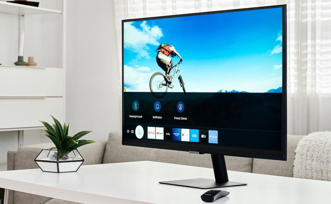 Smart monitor destaque