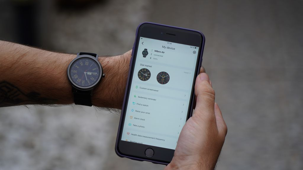 Mibro air smartwatch xiaomi