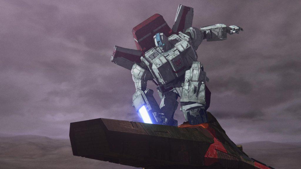 Transformers: war for cybertron trilogy: capítulo 2: o nascer da terra é um dos lançamentos da netflix em dezembro