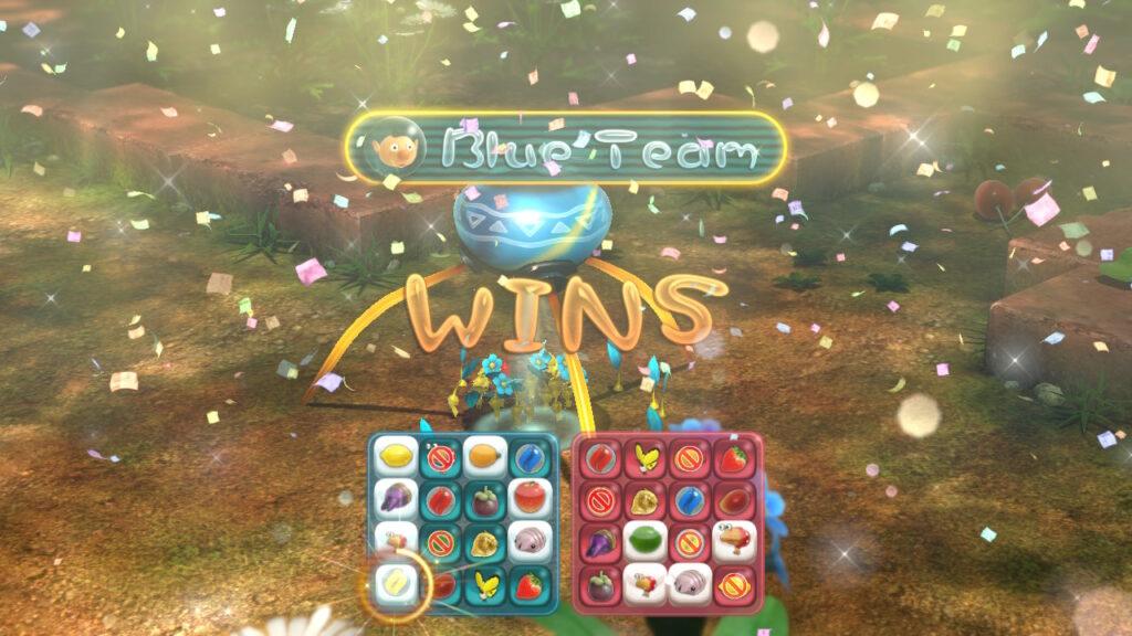 Imagem de vitória no bingo battle.