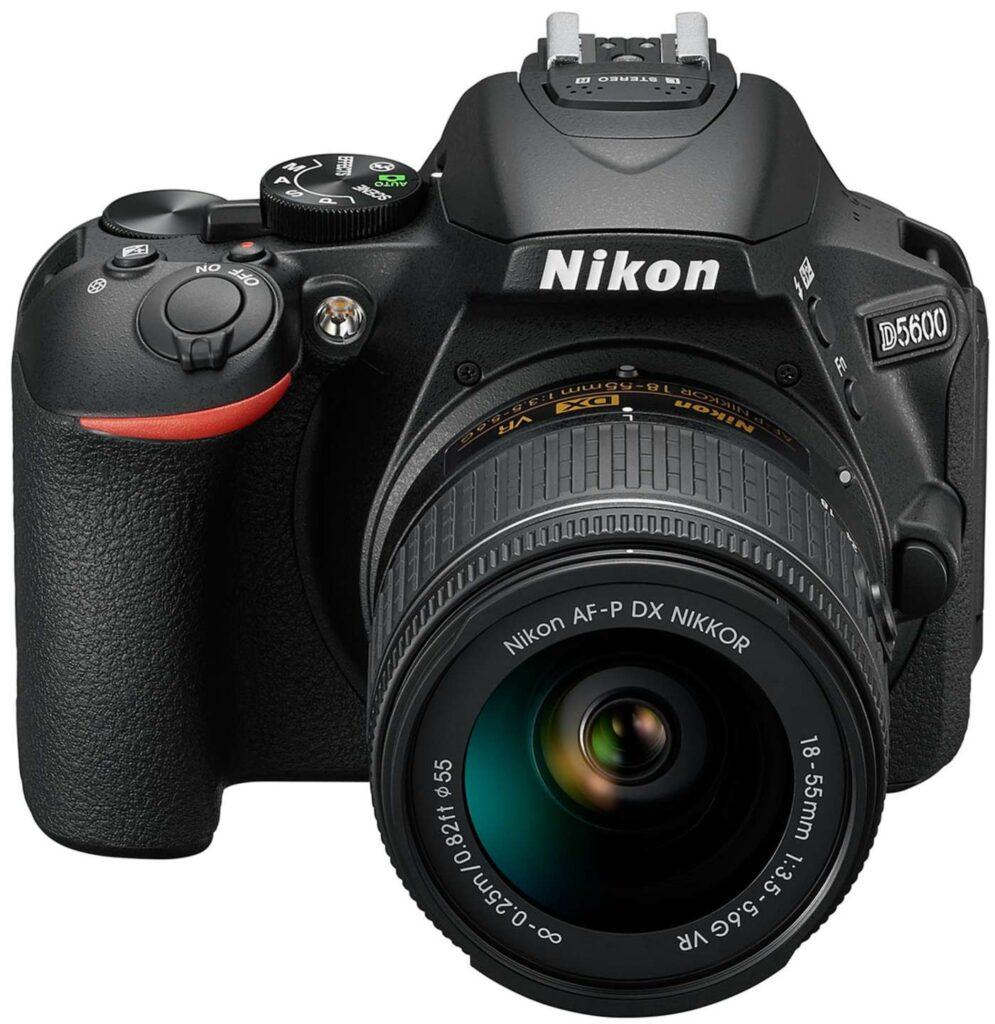 A canon d5600 é uma das melhores câmeras na black friday